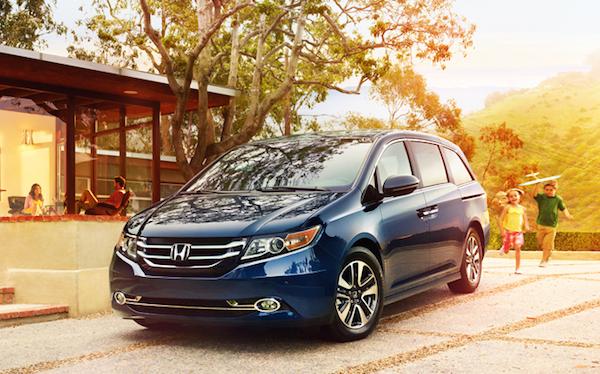 Honda Odyssey - AutoFinder.com
