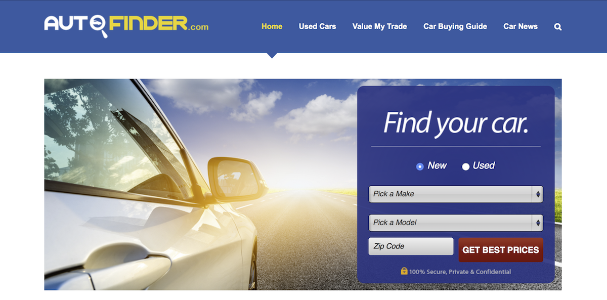 Using Our Car Finder To Your Advantage Save Money On New Cars